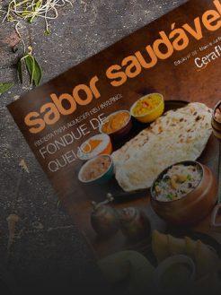 Revista Sabor Saudável nº01